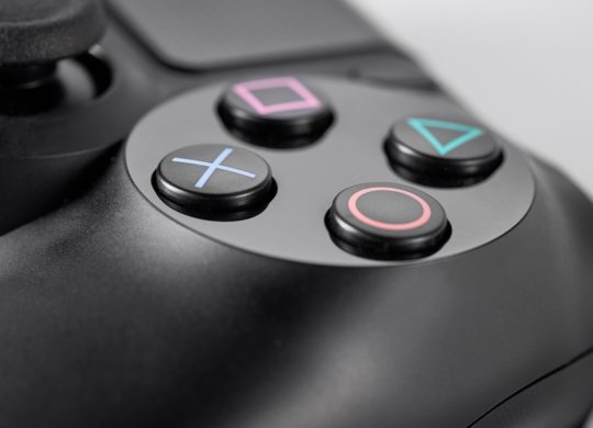 PlayStation 4 Manette Boutons PS4