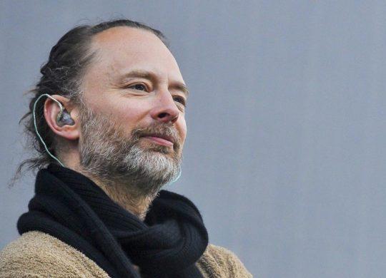 Thom York Radiohead