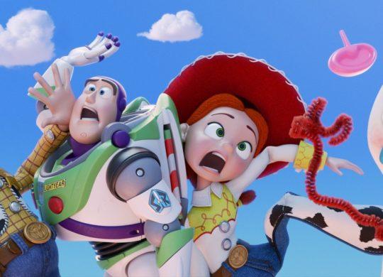 Toy Story 4 Dejante