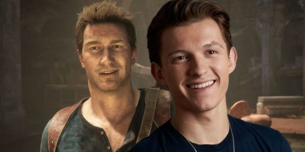 Uncharted Tom Holland Nathan Drake 600x300