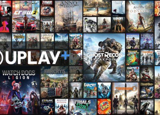Uplay Plus Ubisoft