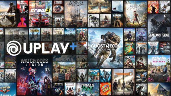 Uplay Plus Ubisoft 600x338