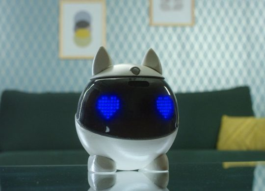Winky robot