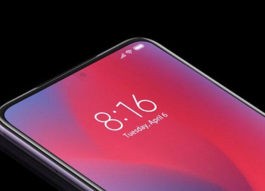 Xiaomi capteur sous ecran