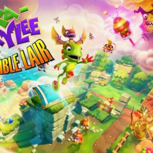 [E3 2019] Yooka-Laylee and the Impossible Lair : changement de perspective en 2,5 D (trailer)