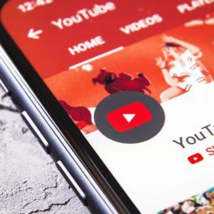 Image article L'app YouTube ajoute de nouveaux gestes et contrôles