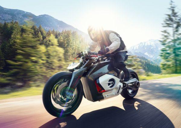 Concpet Moto Electrique BMW 600x424