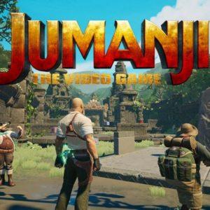 Jumanji, le jeu vidéo, est annoncé sur PS4, Xbox One et Nintendo Switch (trailer)