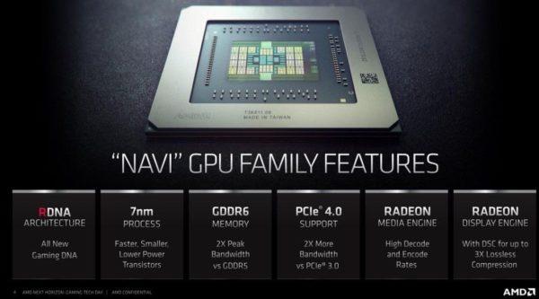Navi Gpu AMD 600x333