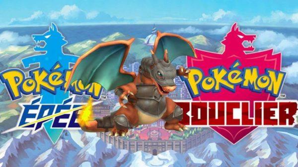 Pokemon Epee Pokemon Bouclier 600x337