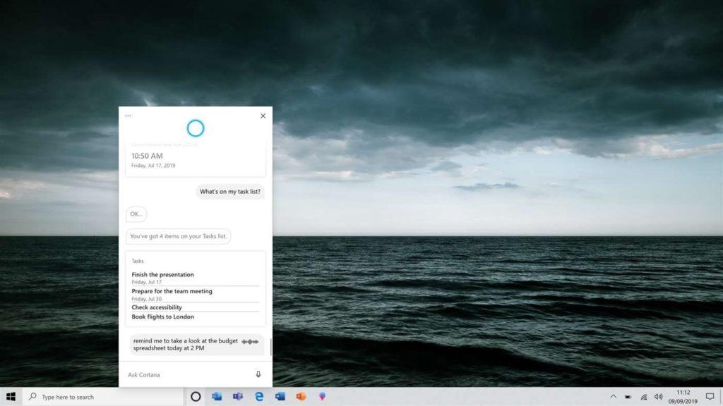 Cortana Windows 10 1024x576