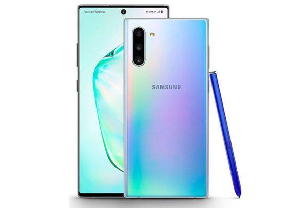Galaxy Note S10 Plus 5G 600x406