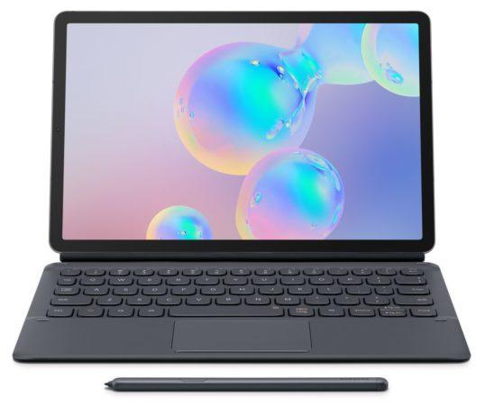 Galaxy Tab S6 538x450