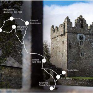 Road Trip GoT : TomTom balise les principaux sites irlandais de la série Game of Thrones