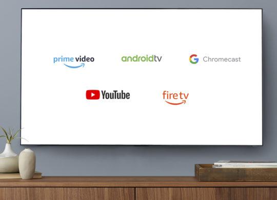 Google Amazon Prime YouTube Fire TV