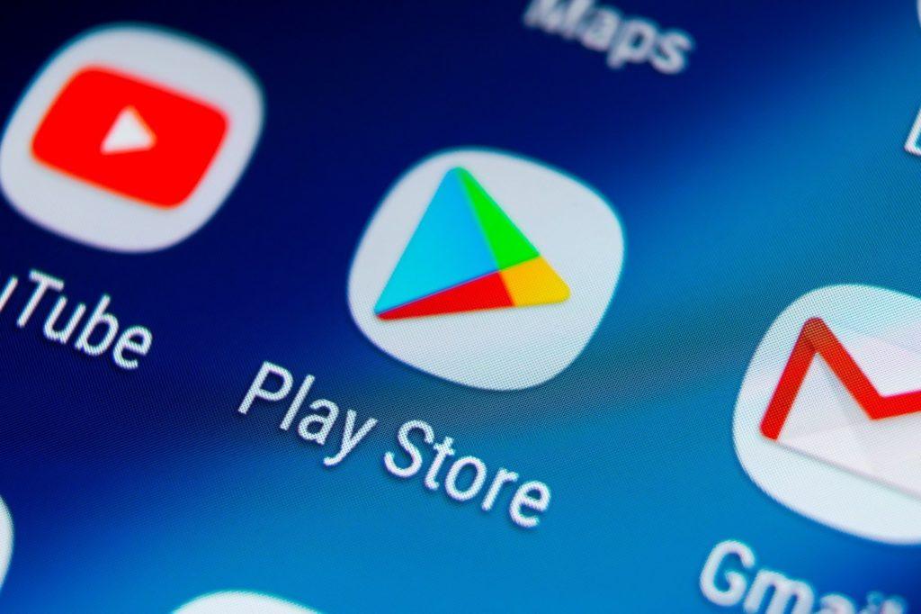 Google Play Store Icone Logo