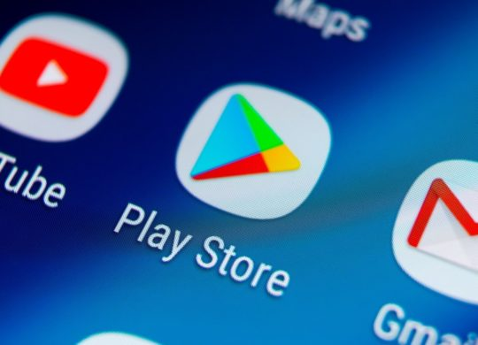 Google Play Store Icone Logo
