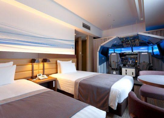Hotel Tokyo Simulateur 1
