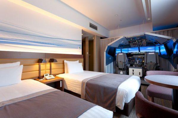 Hotel Tokyo Simulateur 1 600x399