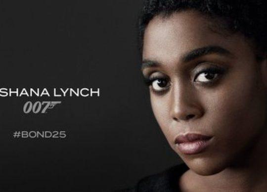 Lashana Lynch bond25
