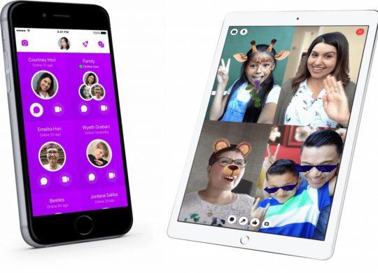 Messenger Kids Application