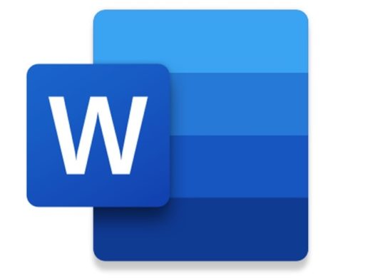 Microsoft Word Nouvelle Icone