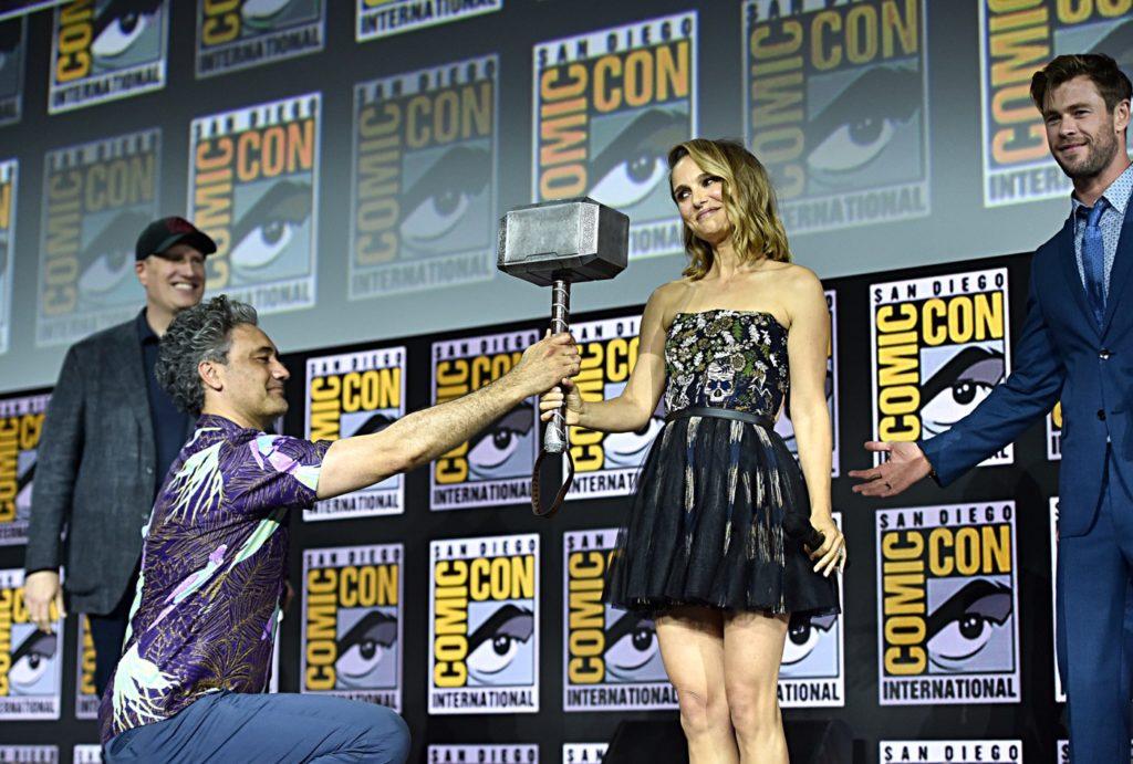 Natalie Portman Thor Marteau 1024x691