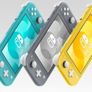 Nintendo va proposer un transfert de sauvegardes entre la Switch et la Switch Lite