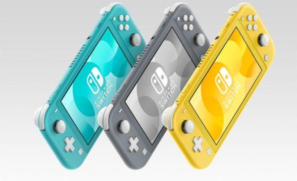 Nintendo Switch Lite 2 600x366
