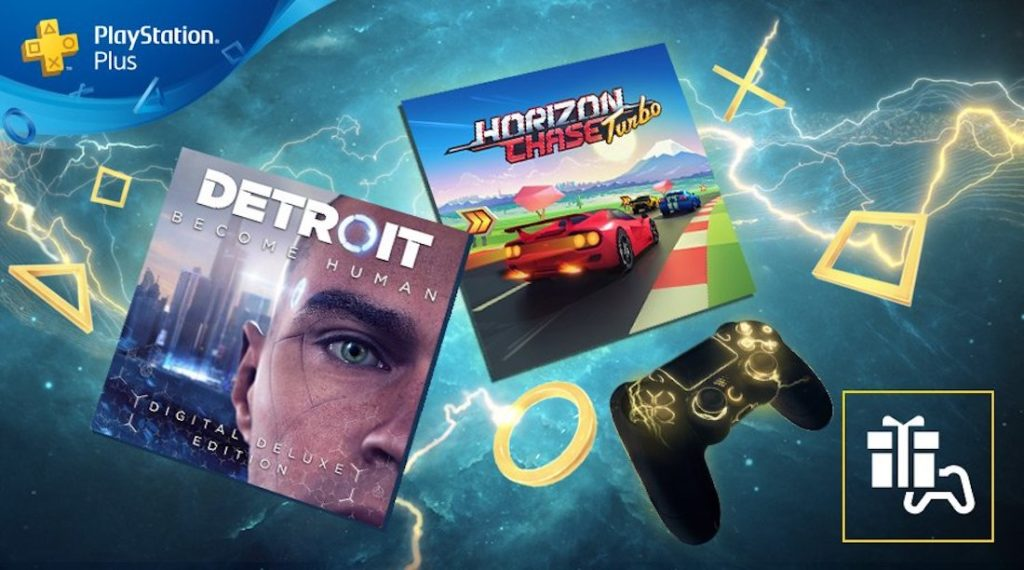 PlayStation Plus Detroit Become Human 1024x570
