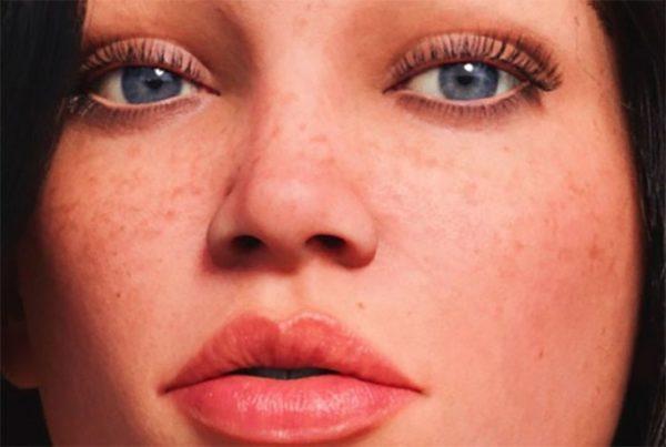 Shy Hume Femme Parfaite 3D 600x403