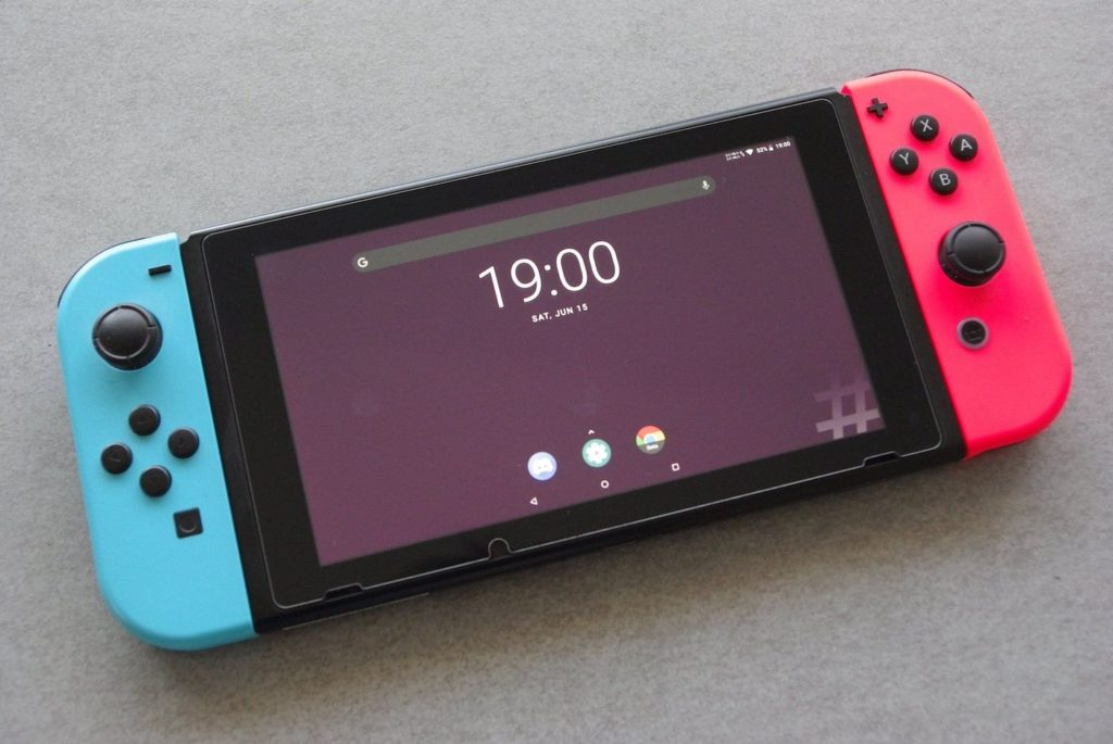 Switch Tourne Sous Android 1024x685