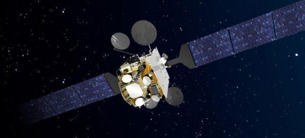 Syracuse IV Satellite Militaire 600x273