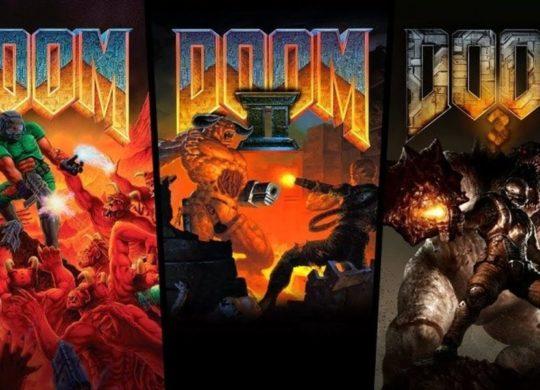 Trilogie Doom Classic