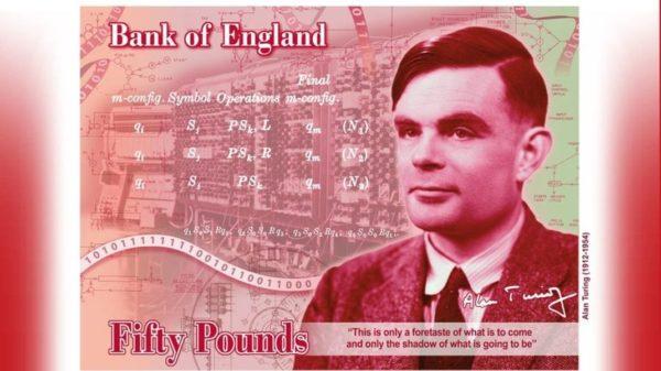 Turing Billet 50 Livres 600x337