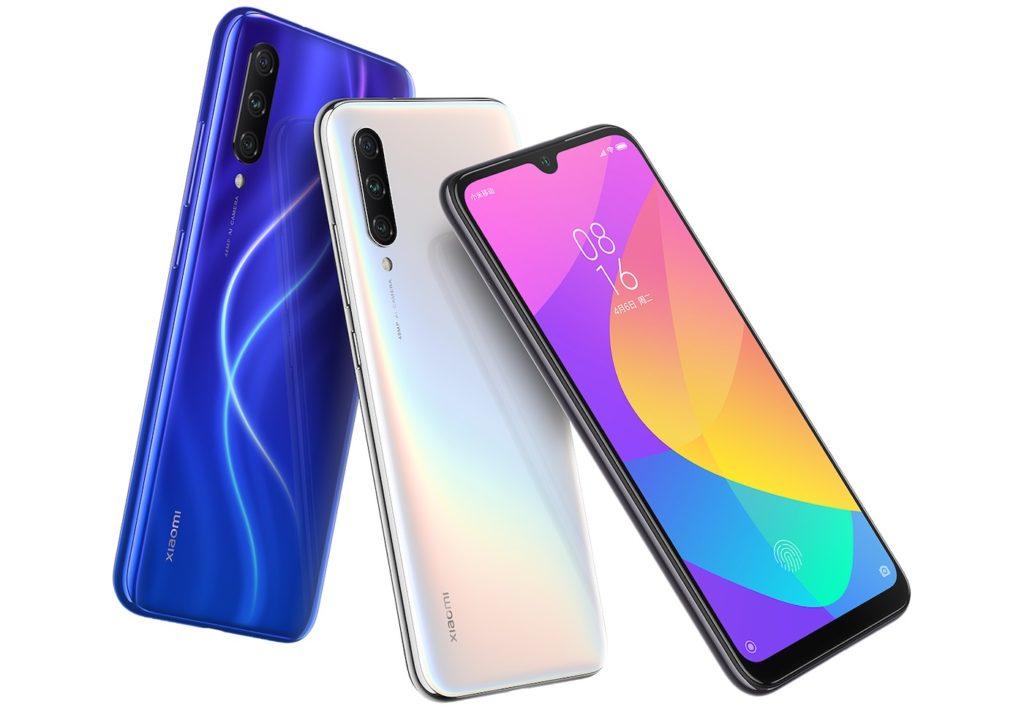 Xiaomi Mi CC9e Avant Arriere 1024x726