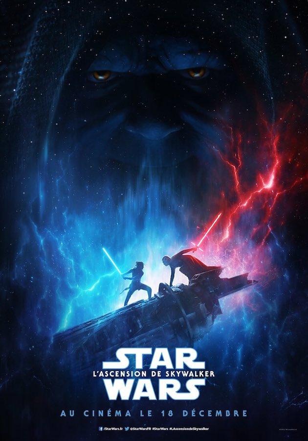 Affiche Star Wars Ascension De Skywalker
