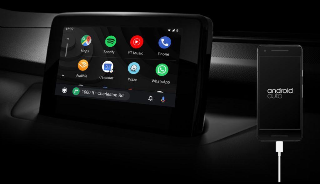 Android Auto 1024x588