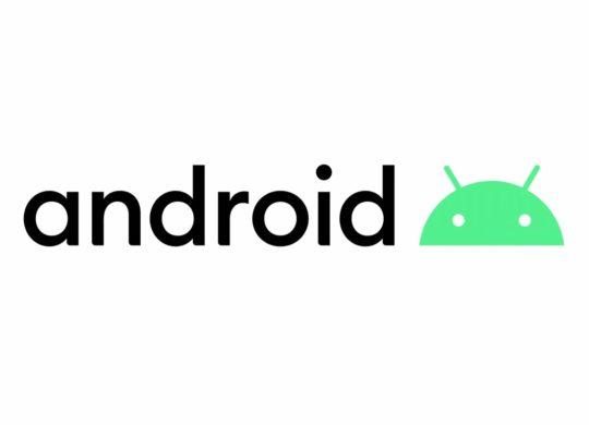 Android Nouveau Logo 2019