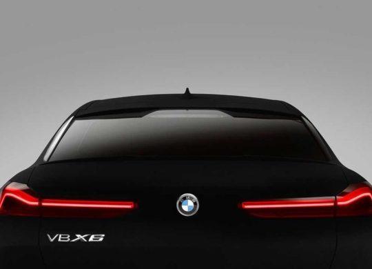 BMW VBX6 Vantablack 2