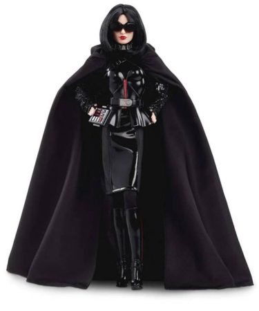 Barbie Dark Vador 375x450
