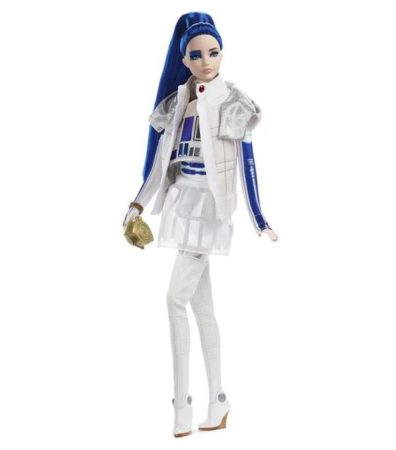 Barbie R2D2 396x450