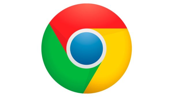 Chrome Logo 600x337