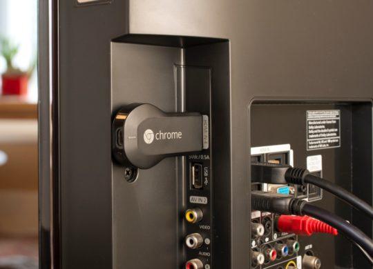 Chromecast Original 2013