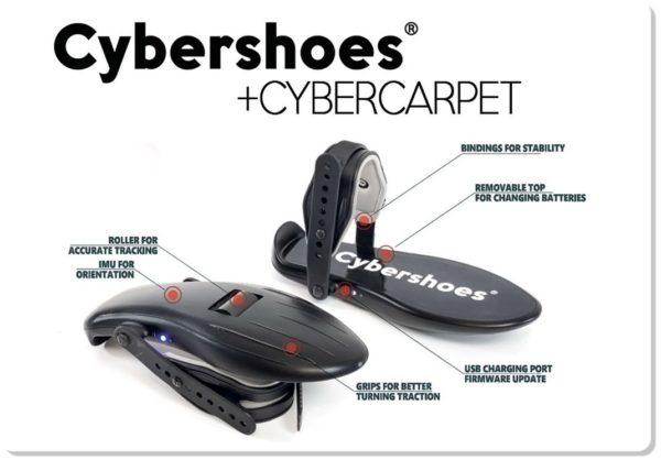 Cybershoes Cybercarpet 600x418