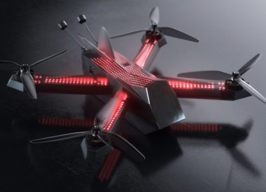 DRL Racer 4 drone