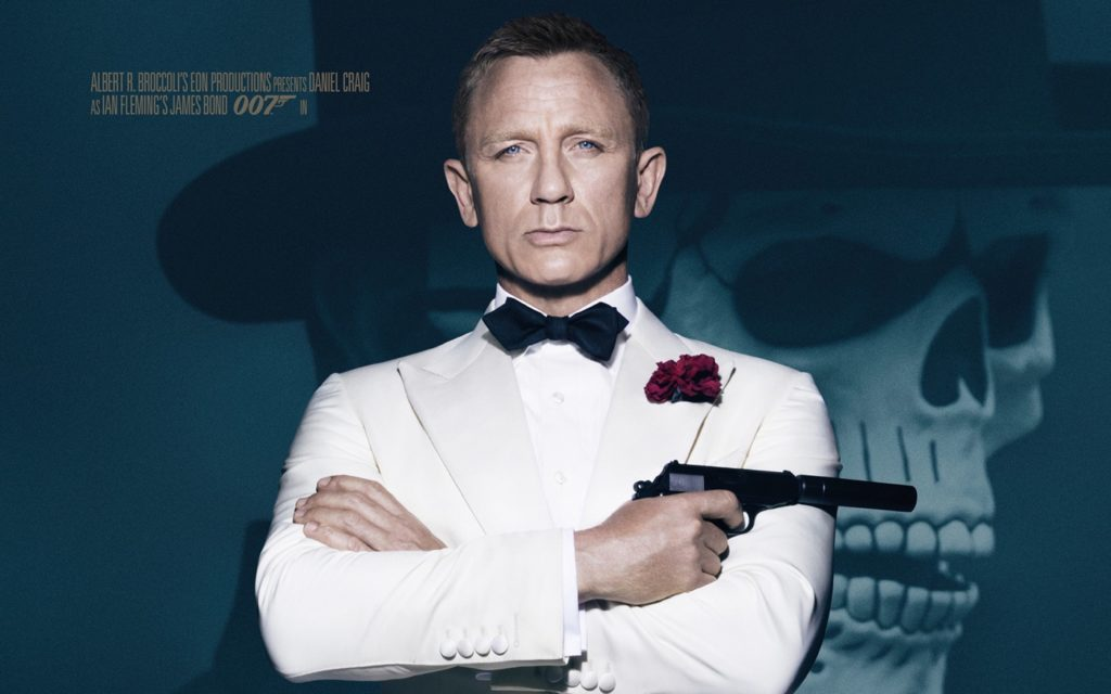 Daniel Craig James Bond 1024x640