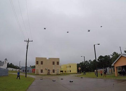 Drones Darpa
