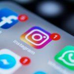 Facebook Instagram WhatsApp Icones Logos