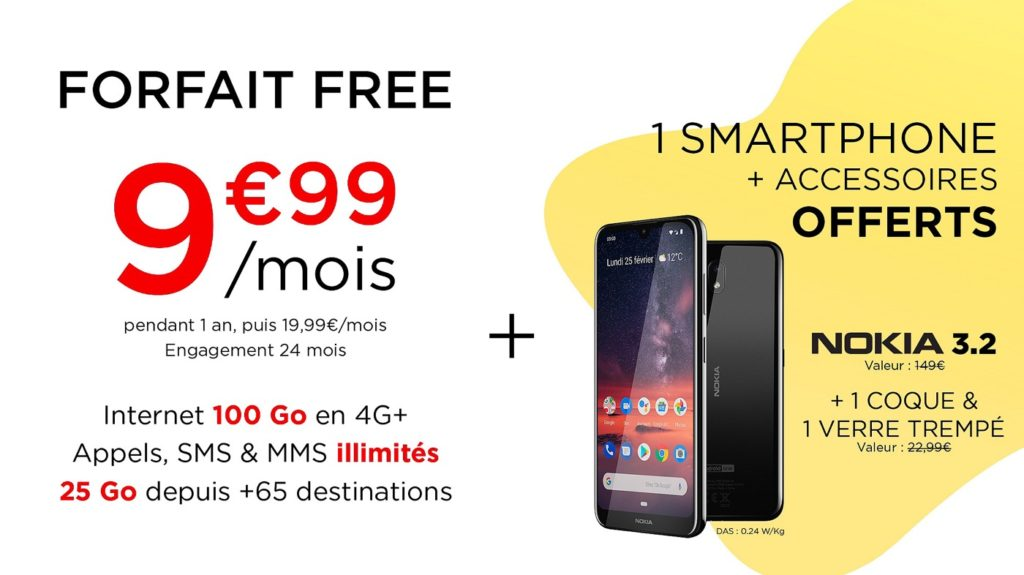 Free Mobile Promo Aout 2019 Smartphone Offert 1024x575